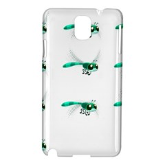 Flying Dragonfly Samsung Galaxy Note 3 N9005 Hardshell Case