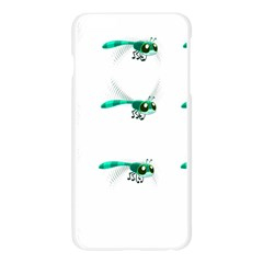 Flying Dragonfly Apple Seamless iPhone 6 Plus/6S Plus Case (Transparent)