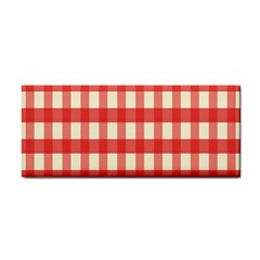 Gingham Red Plaid Cosmetic Storage Cases