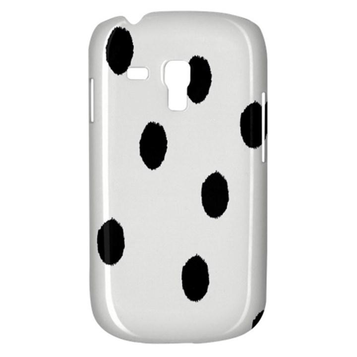 Gold Polka Dots Dalmatian Galaxy S3 Mini