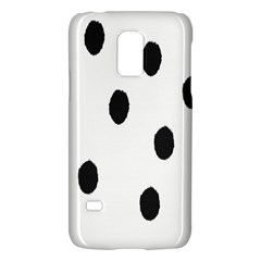 Gold Polka Dots Dalmatian Galaxy S5 Mini