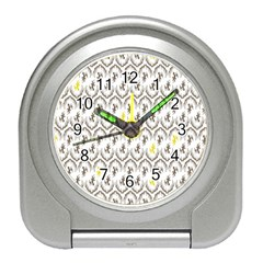 Garden Tree Flower Travel Alarm Clocks