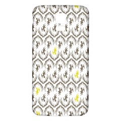 Garden Tree Flower Samsung Galaxy S5 Back Case (White)