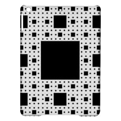 Hole Plaid iPad Air Hardshell Cases