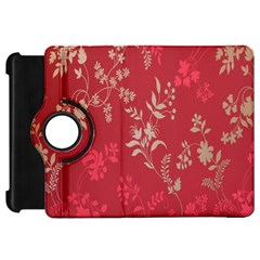 Leaf Flower Red Kindle Fire HD 7