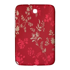 Leaf Flower Red Samsung Galaxy Note 8.0 N5100 Hardshell Case