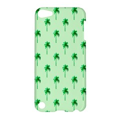 Palm Tree Coconoute Green Sea Apple iPod Touch 5 Hardshell Case