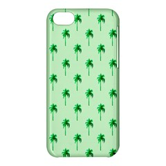 Palm Tree Coconoute Green Sea Apple iPhone 5C Hardshell Case