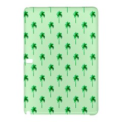 Palm Tree Coconoute Green Sea Samsung Galaxy Tab Pro 12.2 Hardshell Case