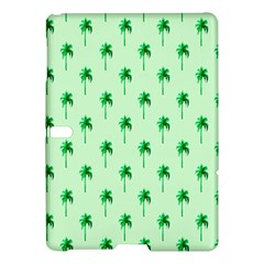 Palm Tree Coconoute Green Sea Samsung Galaxy Tab S (10.5 ) Hardshell Case