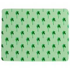 Palm Tree Coconoute Green Sea Jigsaw Puzzle Photo Stand (Rectangular)