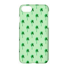 Palm Tree Coconoute Green Sea Apple Iphone 7 Hardshell Case
