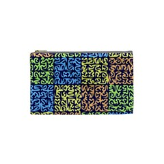 Puzzle Color Cosmetic Bag (Small)