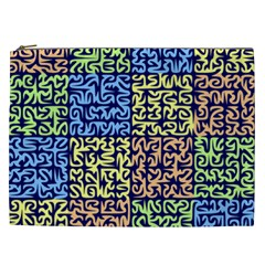 Puzzle Color Cosmetic Bag (XXL)