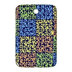 Puzzle Color Samsung Galaxy Note 8.0 N5100 Hardshell Case