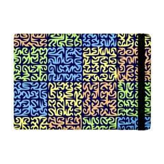Puzzle Color iPad Mini 2 Flip Cases