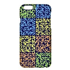 Puzzle Color Apple iPhone 6 Plus/6S Plus Hardshell Case