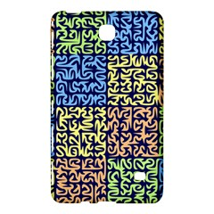 Puzzle Color Samsung Galaxy Tab 4 (8 ) Hardshell Case