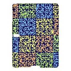 Puzzle Color Samsung Galaxy Tab S (10.5 ) Hardshell Case