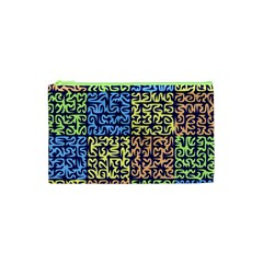 Puzzle Color Cosmetic Bag (XS)