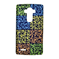 Puzzle Color LG G4 Hardshell Case