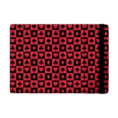 Queen Hearts Card King Apple iPad Mini Flip Case