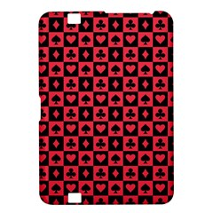 Queen Hearts Card King Kindle Fire HD 8.9