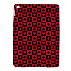 Queen Hearts Card King iPad Air 2 Hardshell Cases