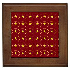 Chinese New Year Pattern Framed Tiles