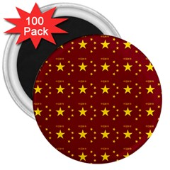Chinese New Year Pattern 3  Magnets (100 pack)
