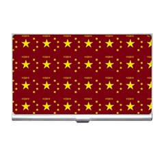 Chinese New Year Pattern Business Card Holders