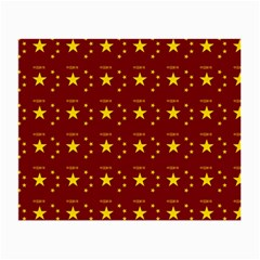 Chinese New Year Pattern Small Glasses Cloth