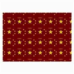 Chinese New Year Pattern Large Glasses Cloth