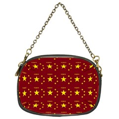 Chinese New Year Pattern Chain Purses (One Side)