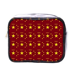 Chinese New Year Pattern Mini Toiletries Bags