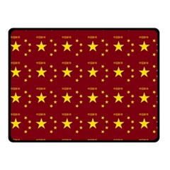 Chinese New Year Pattern Fleece Blanket (Small)