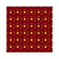 Chinese New Year Pattern Acrylic Tangram Puzzle (6  x 6 )