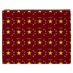Chinese New Year Pattern Cosmetic Bag (XXXL)