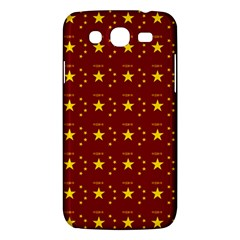 Chinese New Year Pattern Samsung Galaxy Mega 5.8 I9152 Hardshell Case