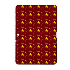 Chinese New Year Pattern Samsung Galaxy Tab 2 (10.1 ) P5100 Hardshell Case