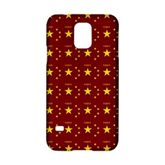 Chinese New Year Pattern Samsung Galaxy S5 Hardshell Case