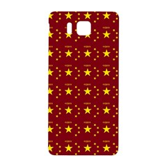 Chinese New Year Pattern Samsung Galaxy Alpha Hardshell Back Case