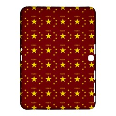 Chinese New Year Pattern Samsung Galaxy Tab 4 (10.1 ) Hardshell Case