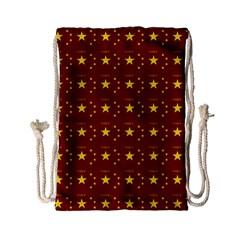 Chinese New Year Pattern Drawstring Bag (Small)