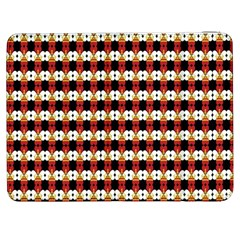 Queen Of Hearts  Hat Pattern King Samsung Galaxy Tab 7  P1000 Flip Case