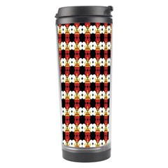 Queen Of Hearts  Hat Pattern King Travel Tumbler
