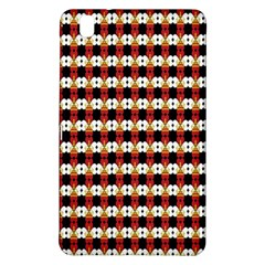 Queen Of Hearts  Hat Pattern King Samsung Galaxy Tab Pro 8.4 Hardshell Case