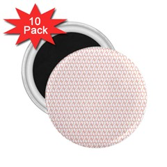 Rose Gold Line 2.25  Magnets (10 pack)