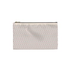 Rose Gold Line Cosmetic Bag (Small)