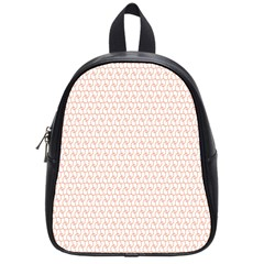Rose Gold Line School Bags (Small)